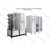Buy cheap 18K - 24K PVD Gold Plating Machine,  Decorative High Wear Resistance Coatings from wholesalers
