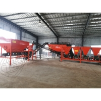 Quality Chicken waste animal dung organic fertilizer pellet making production line for sale for sale