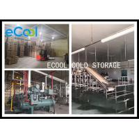 Buy Custom Size Mini Cold Storage For Fruits And Vegetables Bitzer Compressor at wholesale prices