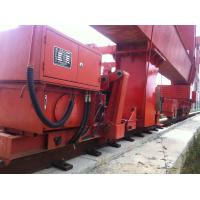 China Hydraulic Rail Clamp / Rail Clamping With 400Kn / 600Kn Axial Load For Bucket Wheel Machine on sale