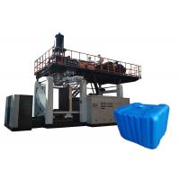 Remote Control Automatic Extrusion Blow Molding MachineLow Energy Consumption