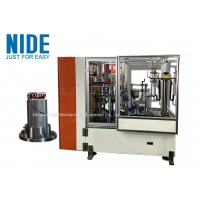 Quality Induction Motor Tubular Stator Coil Lacing Machine for sale