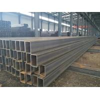 Quality S355J2H welded square hollow sections with annealing for sale