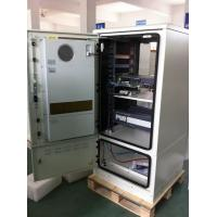 Outdoor Battery Cabinet, With Air Conditioner, or Heat Exchanger