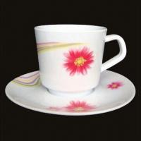 Quality Melamine Cup and Saucer Sets, 7.5 x 7cm; Over 800 Melamineware Items for Selection for sale