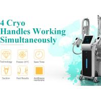 Buy cheap service guaranteed Forimi most popular 4 heads Cryolipolysis cool shape machine from wholesalers