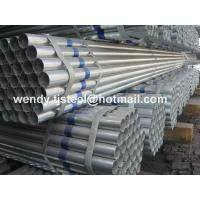 Quality 20 Inch Hot Dipped Alloy Pre Galvanized Steel Pipe 12m hot sale! for sale