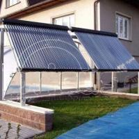 China Solar thermal collector with EN12975 Certified on sale