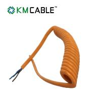 Quality 1000KM / Month 13 Pin Trailer Cable , External Mains Trailer Cable Connector for sale