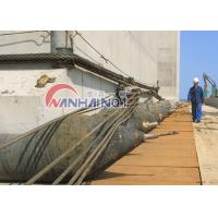 Quality NANHAI AIRBAG Balloon heavy rubber air lift bag for heavy lifting for sale