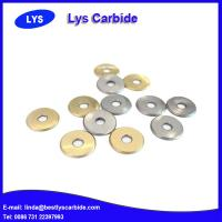 Quality Tungsten carbide tile cutting wheel, non-standard carbide cutting wheel for sale