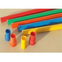 China Flame Retardant UPVC Electrical Conduit Pipe Wire Protecting Customized Length on sale