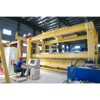 Quality 380V Fixed type Separator AAC Brick Making Machine for sale