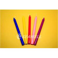 Buy cheap Stick and Taper Type Color Candle from wholesalers