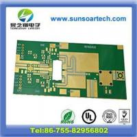 Quality Double-sided PCB manufacture with 1OZ copper thickness for sale