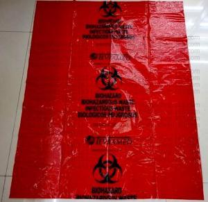 China Biohazard Waste Bags, Biohazard Garbage, Waste Disposal Bag, Blue bags, sacks on sale
