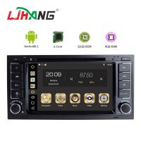 China Stereo Audio Vw Golf Dvd Player , Multimedia Mirror Link In Dash Car Dvd Player on sale