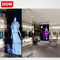 Quality 55 inch ultra narrow bezel lcd video wall Samsung seamless video wall 5.3mm for sale