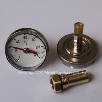 Quality Radiant Heating Manifold Temperature Gauge for sale