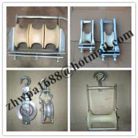 Quality video Lineman Cable Sheave, sales Mini Cable Block,Cable Block for sale