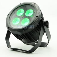 China 5 in1 RGBWA Waterproof LED Par Light With Battery And Wireless Control on sale