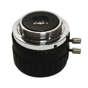 "Quality 2/3"" 25mm F1.8 5Megapixel Manual IRIS Non-dstortion C-mount FA Lens for sale"