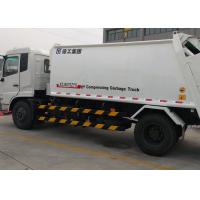 Quality Collecting Refuse Rear Loader Garbage Truck for sale