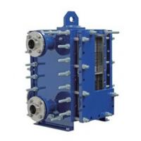 Quality Easy Cleaning Fully Welded Plate Heat Exchanger Block Type High Efficient for sale