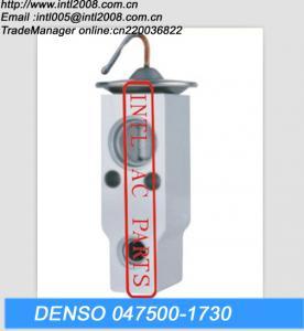 Quality (TX) Expansion valves (H) for Toyota R12 /Daihatsu/Lexus /DAEWOO/ HYUNDAI DIG MACHINE denso 047500-1730 047500-0830 for sale