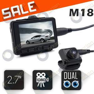 Quality ORION 2.7inch FullHD 1080p CAR DVR HDMI/G-Sensor/video screenshot H.264 DVR-M18 for sale
