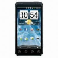 Quality 4.3-inch Touchscreen Mobile Phone with Dual SIM/Standby, Built-in GPS Function and Wi-Fi for sale