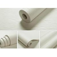 China Non - Woven Living Room Self Adhesive Wallpaper / Prepasted Wall Covering wholesale