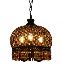 Quality Tiffany 3 light pendant Lamp Chandelier ceiling for home decor (WH-TF-20) for sale