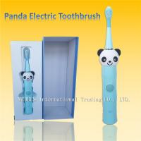 China Children use Rechargeable Electric Toothbrush with Rotating brush head 2 Minutes timer function on sale