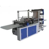China Plastic bag SEALING AND CUTTING machine on sale