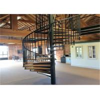 Buy cheap Outdoor stainless steel railing metal panel for sprial staircase from wholesalers