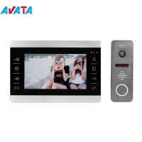 Quality Ahd Video Interphone Video Intercom Vdp with Picture Memory and Motion Detection for sale