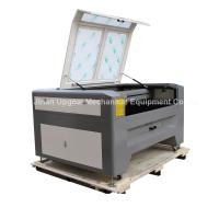 Quality Car Foot Pad Laser Cutting Machine Co2 Laser Machine UG-1390L for sale
