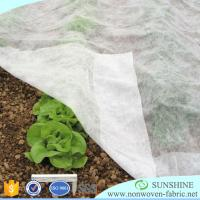 Buy cheap Factory price UV biodegradable pp spunbond non-woven fabric for agriculture from wholesalers