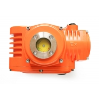 Quality ExⅡCT4 200Nm Explosion Proof Quarter Turn Electric Actuator for sale