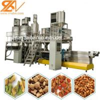 Quality Puffing Snack Dog Food Extruder Machinery Plant Siemens Motor Screw Conveyor for sale