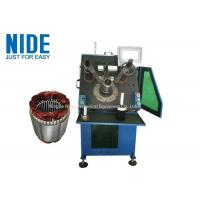 Quality Semi Automatic DC Motor Coil Inserting Machine Single Working Station for sale