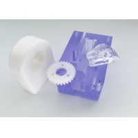 Quality 3D Printing PMM PTFE GMP Plastic Rapid Prototype Mould for sale
