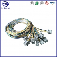 Quality Vehicle Wiring Harness with stak50h 2mm PA 28pin Female Socket connector for sale