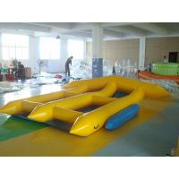 Buy cheap Amazing Water Inflatable Flyfish , PVC Tarpaulin Inflatable Water Sled for Adult from wholesalers