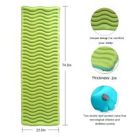 Quality new Design Ultralight High Quality Sleeping Pad Sleeping Mat(HT1605) for sale