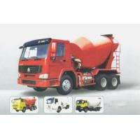 Quality SINOTRUK HOWO-7 6X4 Concrete Mixer for sale
