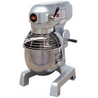 China Silver Color Food Mixing Machine 10l 15l 20l 25l Three Functions CE Certification on sale