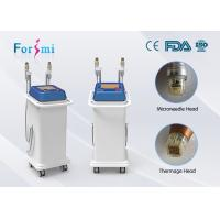 Quality profession wrinkle removal hight frequency 5Mhz Thermage RF microneedle Machine FMN-II fractional needling therapy for sale