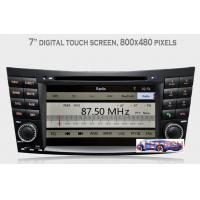 Quality 7''Car Stereo Auto radio GPS Navigation Headunit forMercedes Ben-z E-Class W211(2002-2008) for sale